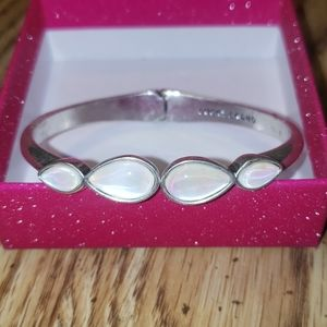 Lucky Brand Mother Of Pearl Bangle